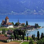 Lake Thun Spiez